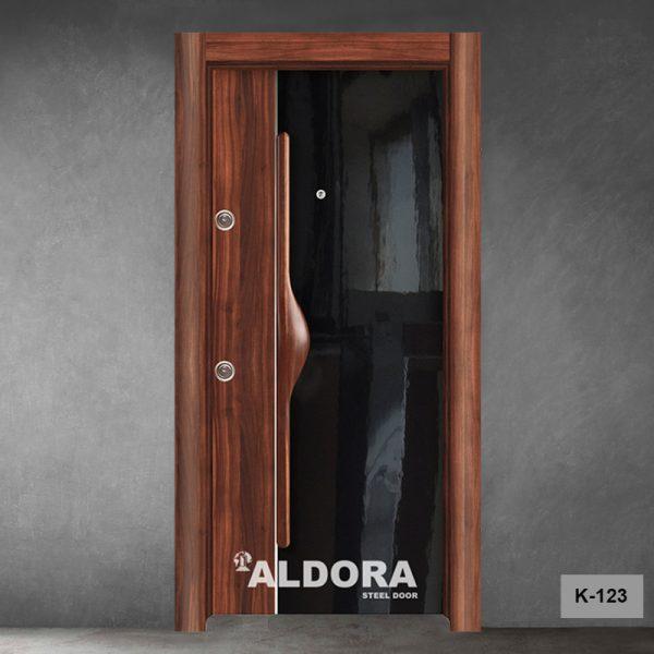 درب ضد سرقت کد K-123