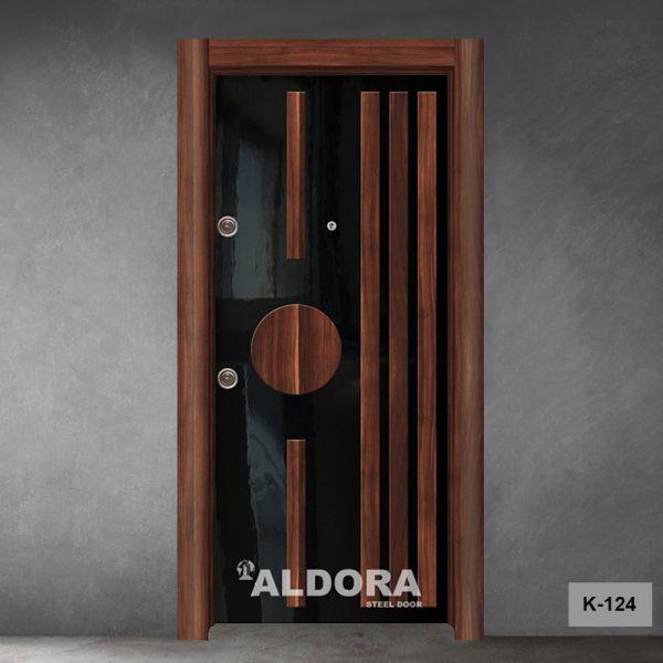 درب ضد سرقت کد K-124