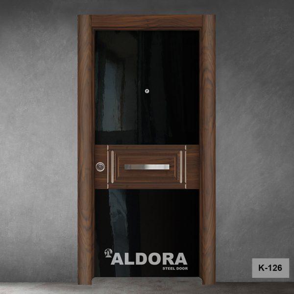درب ضد سرقت کد K-126