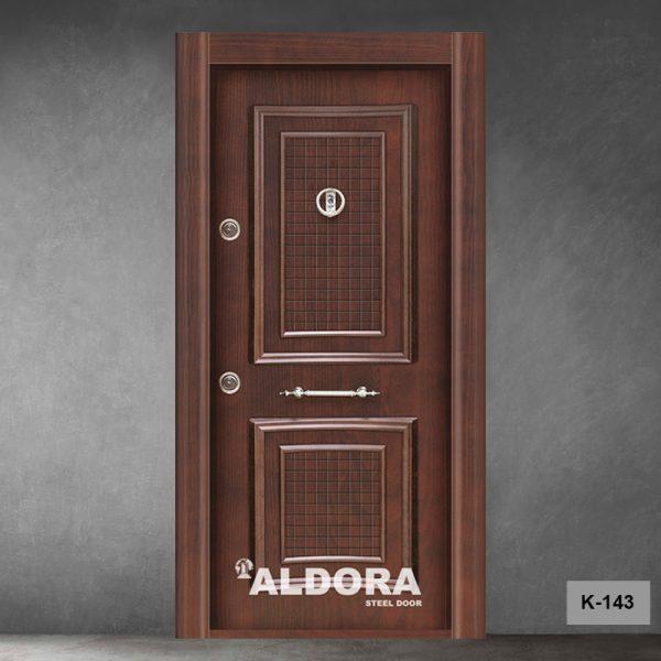 درب ضد سرقت کد K-143