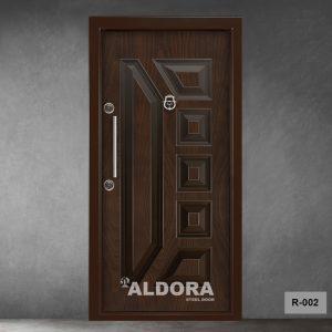 درب ضد سرقت کد R-002