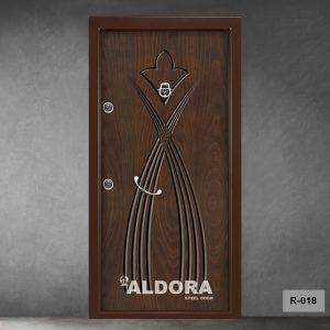 درب ضد سرقت کد R-018