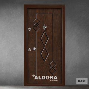 درب ضد سرقت کد R-019