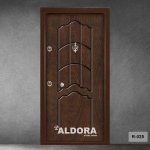 درب ضد سرقت کد R-025