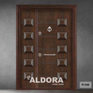 درب ضد سرقت کد R-046