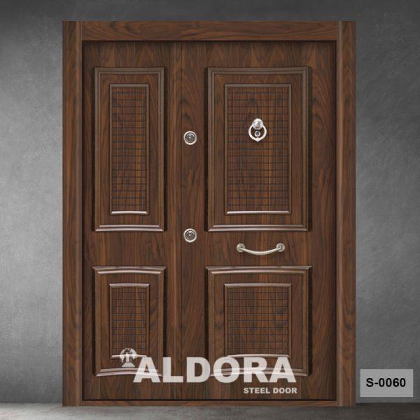 درب ضد سرقت کد S-0060