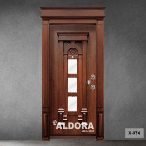 درب ضد سرقت کد X-074