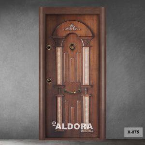 درب ضد سرقت کد X-075