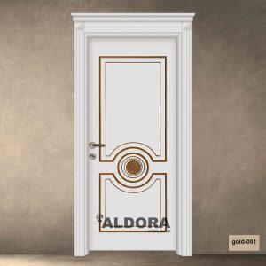 درب اتاقی کد gold-001