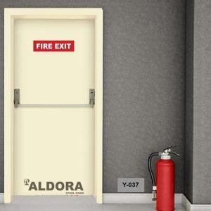 درب ضد حریق کد Y-037