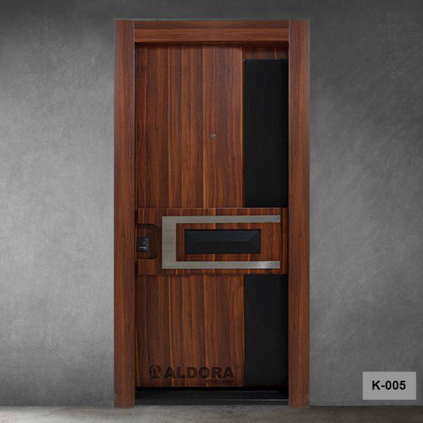 درب ضد سرقت کد K-005