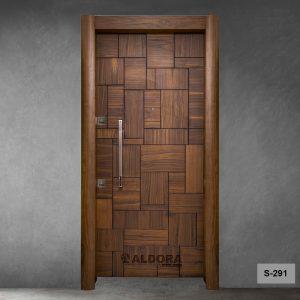 درب ضد سرقت کد S-291