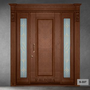 درب ضد سرقت کد S-337