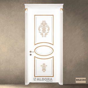 درب اتاقی کد GOLD-004