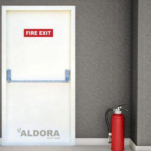 درب ضد حریق کد Y 037